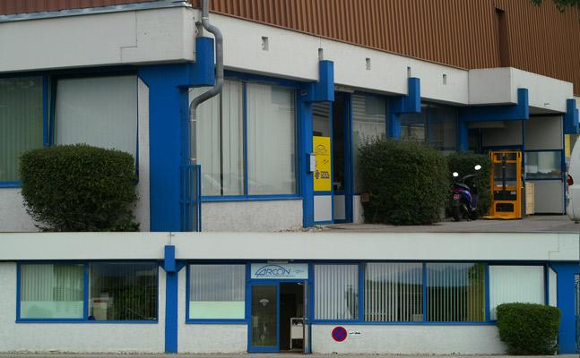 Arcon im Gewerbegebiet Rossau; Büro, Lager & Werkstätte auf 600m²