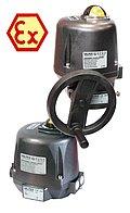 VALPES VRX / VSX elektrischer Drehantrieb