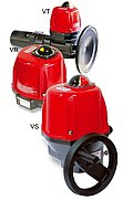 VALPES VR / VS / VT elektrischer Drehantrieb