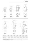 Schutzkappen für Druckschalter