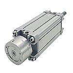 Zylinder mit Feststelleinheit Serie NFZ 160/200